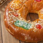 Roscón de reyes superfácil: receta sencilla y casera