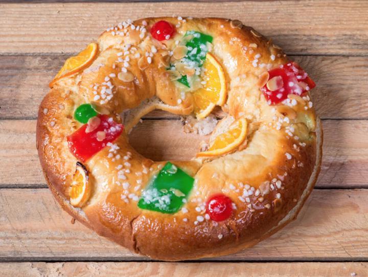 Maravilloso Roscon de Reyes
