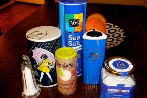 Cuál es el mejor tipo de sal