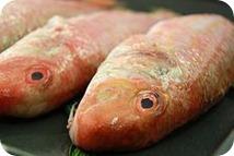 Beneficios del salmonete