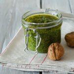 Salsa de nueces: receta rica y deliciosa