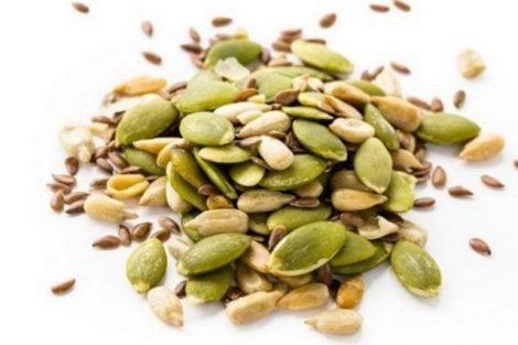 Los beneficios de comer semillas cada día, ese pequeño gran alimento