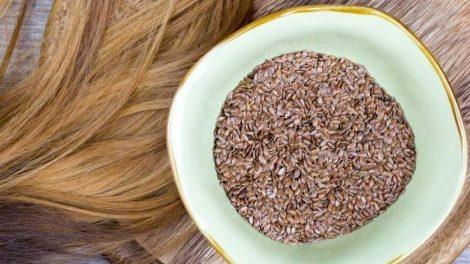 Cómo preparar una mascarilla de semillas de lino para el cabello
