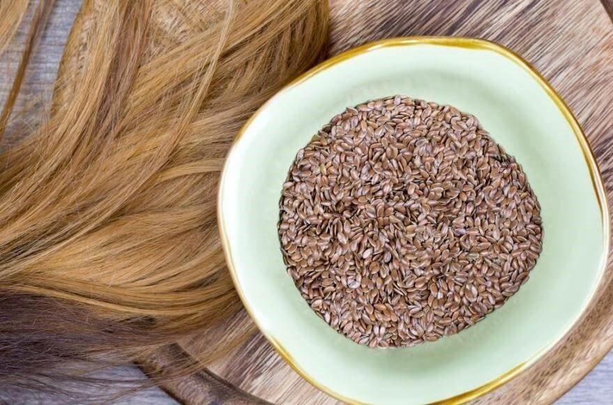 Beneficios de las semillas de lino para el pelo