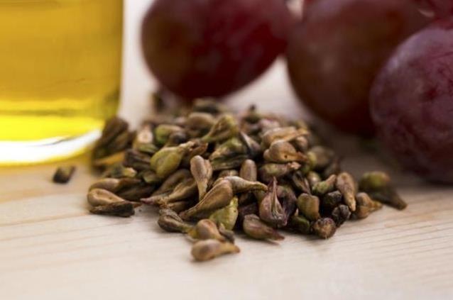 Semillas de uva y sus beneficios para la salud