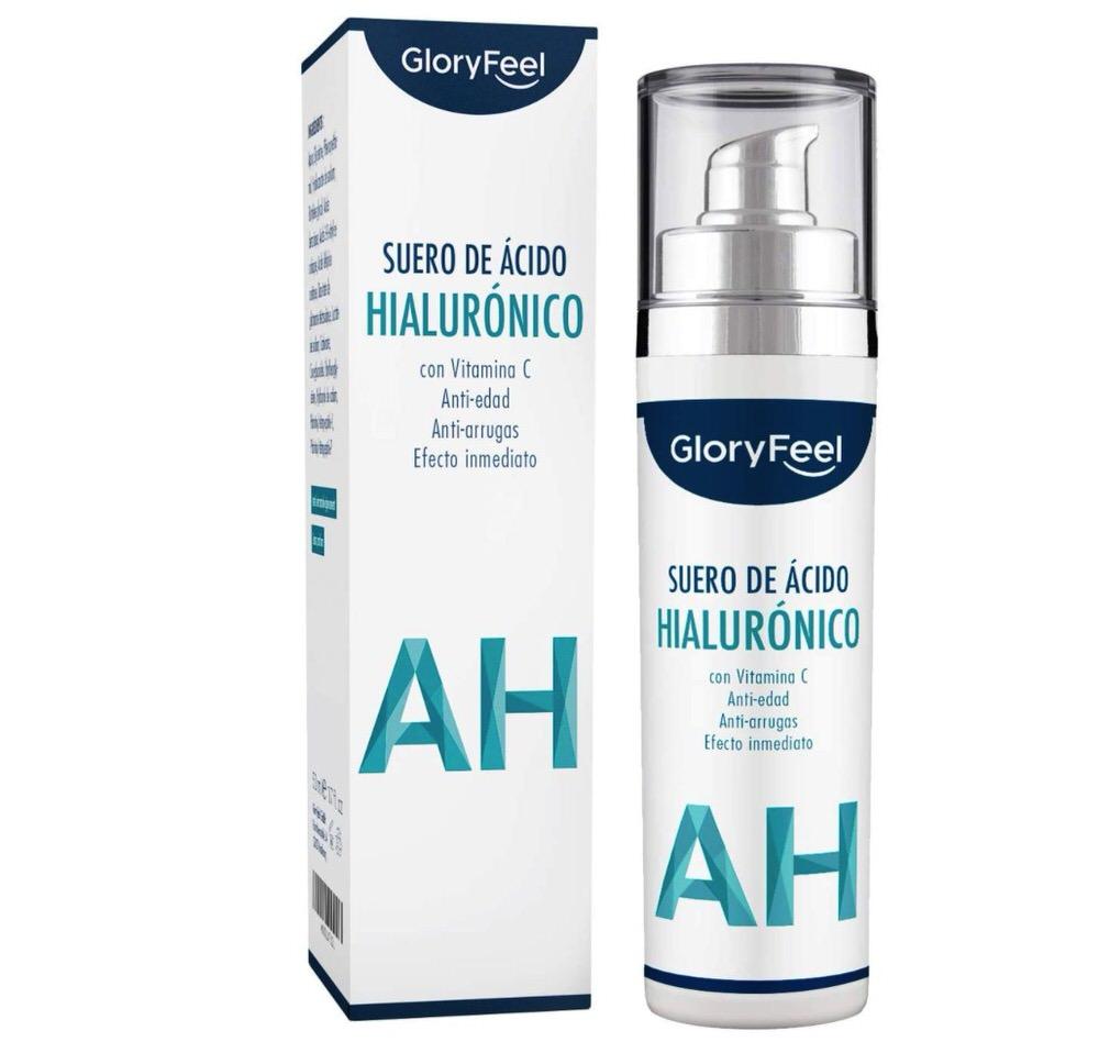 Sérum con ácido hialurónico puro de GloryFeel