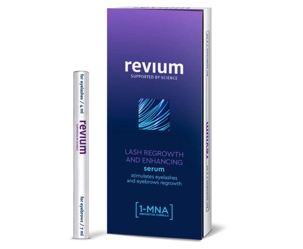 Serum para pestañas de Revium
