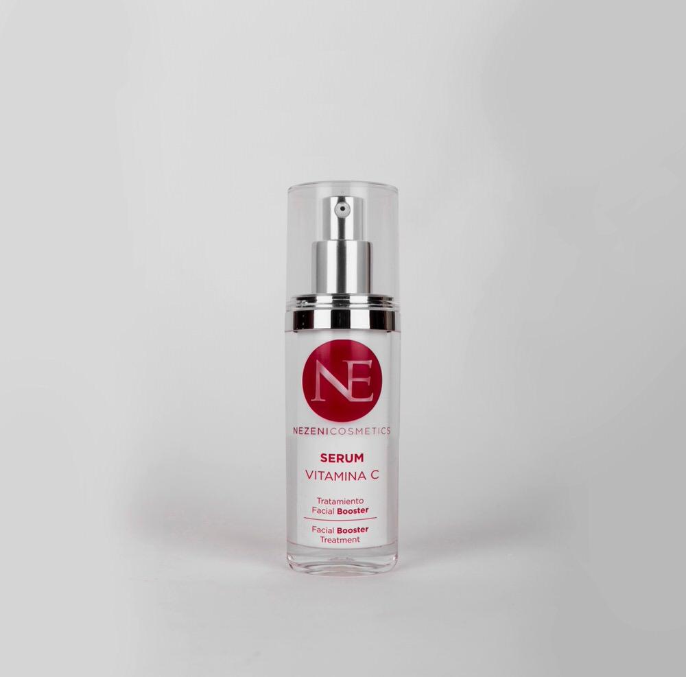 Serum con vitamina C de Nezeni Cosmetics