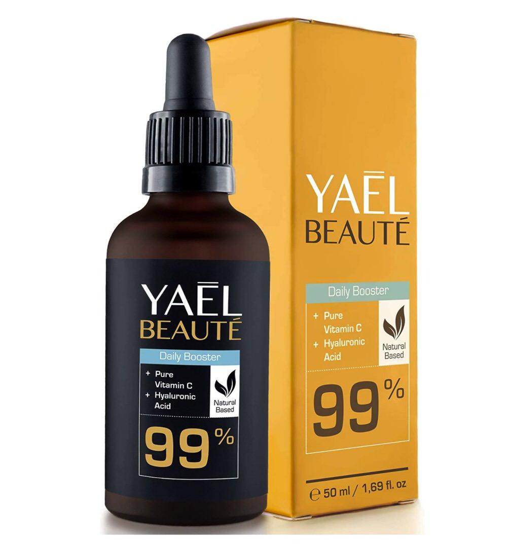 Sérum facial con ácido hialurónico puro de Yael Beauté