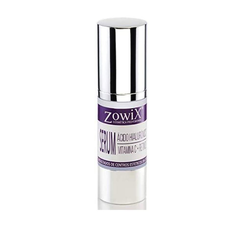 Sérum facial antiarrugas y anti-imperfecciones de Zowix