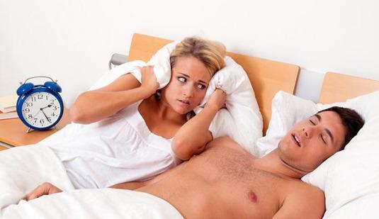 Sindrome de la apnea del sueño