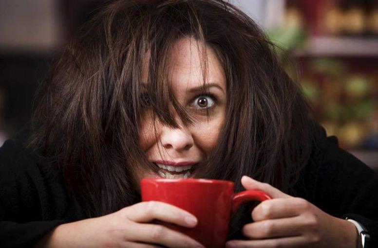 Signos de adicción al café