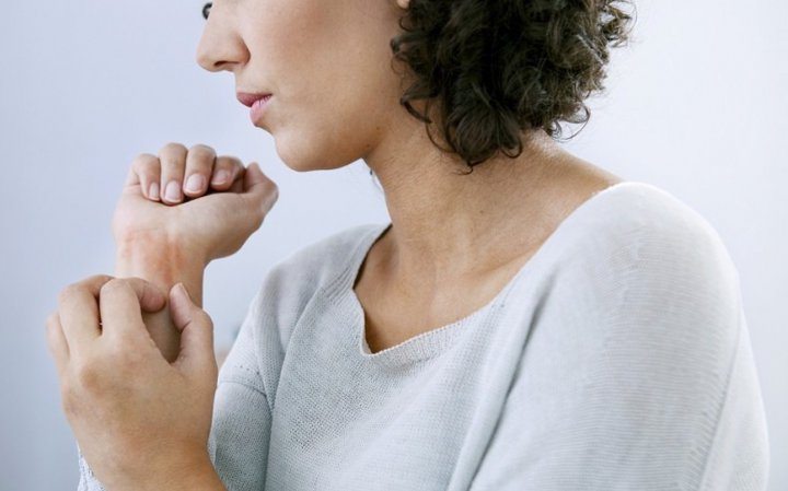 Síntomas de la alergia a los cacahuetes
