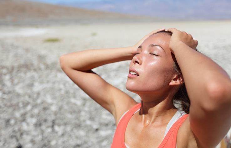 Síntomas de la deshidratación
