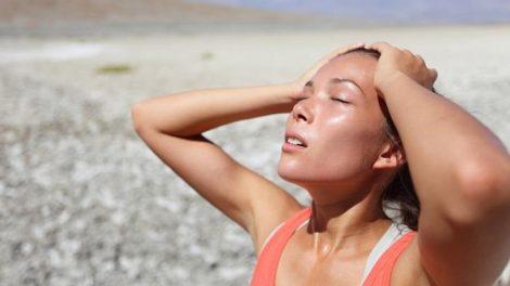 Los signos de la deshidratación