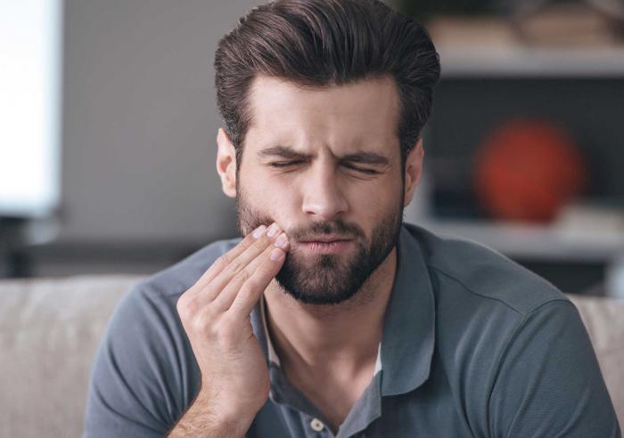 Sintomas del dolor de muelas