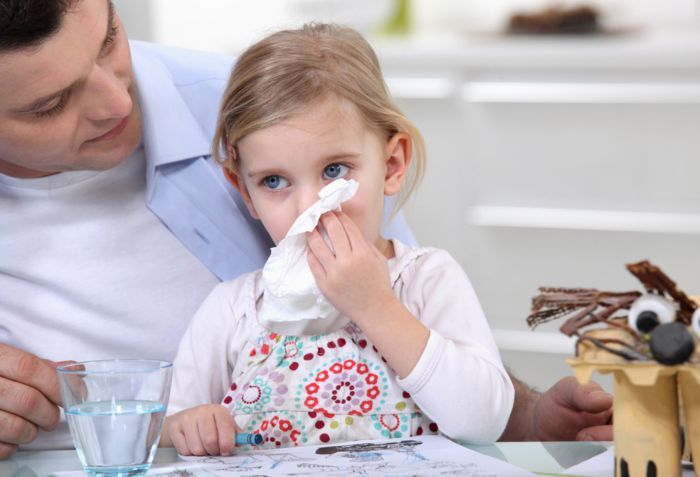 Sintomas del enterovirus