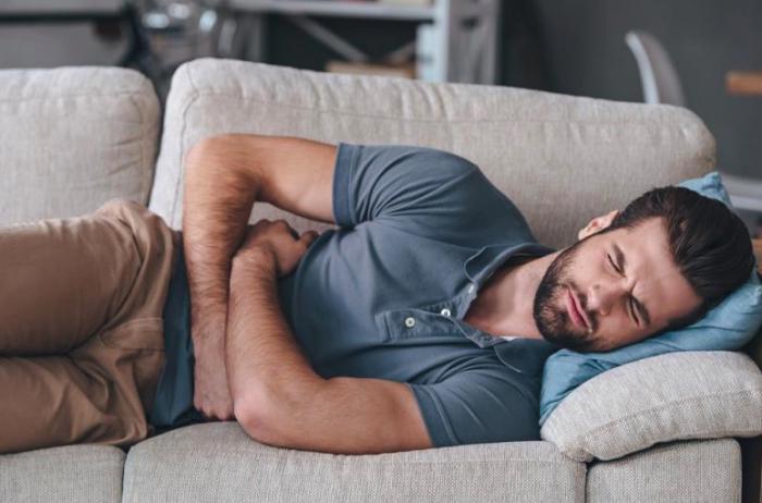 Síntomas de la gastroenteritis