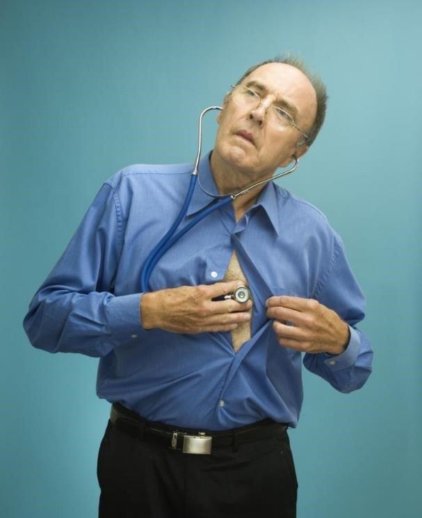 Síntomas de la hipocondría