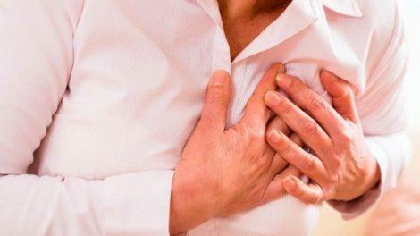 Los síntomas del infarto más comunes