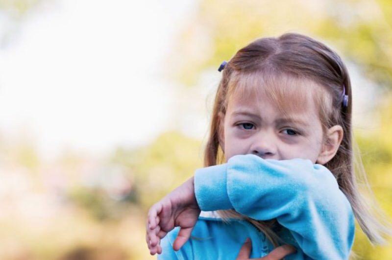 Síntomas de la laringitis infantil