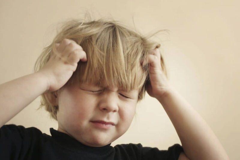 Sintomas de piojos en niños