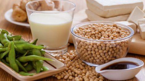 Soja y colesterol