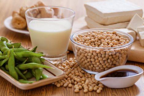 La soja y sus beneficios contra el colesterol elevado