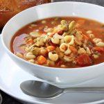 Sopa Minestrone: receta de la tradicional sopa italiana