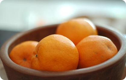 sorbete mandarina