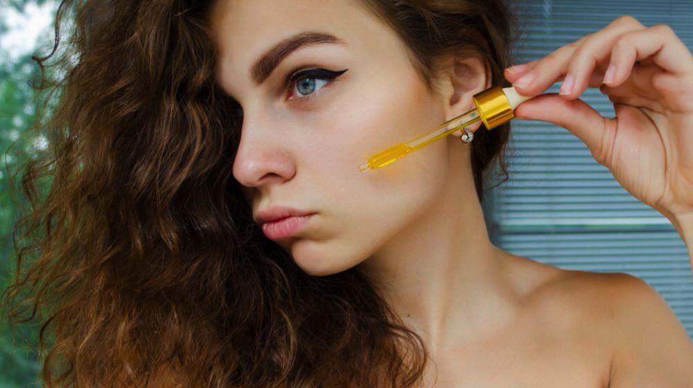 Suero facial para piel grasa