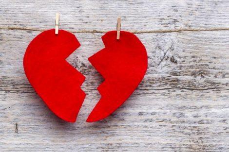 Cómo superar una ruptura amorosa: tres pasos que te ayudarán