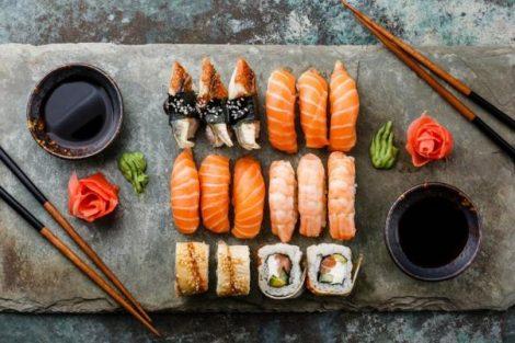 ¿Qué es el sushi y cuántos tipos de sushi existen?