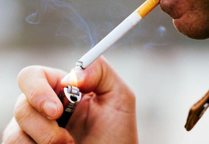Tabaco y colesterol