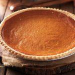 Tradicional tarta de calabaza americana (Pumpkin Pie): receta