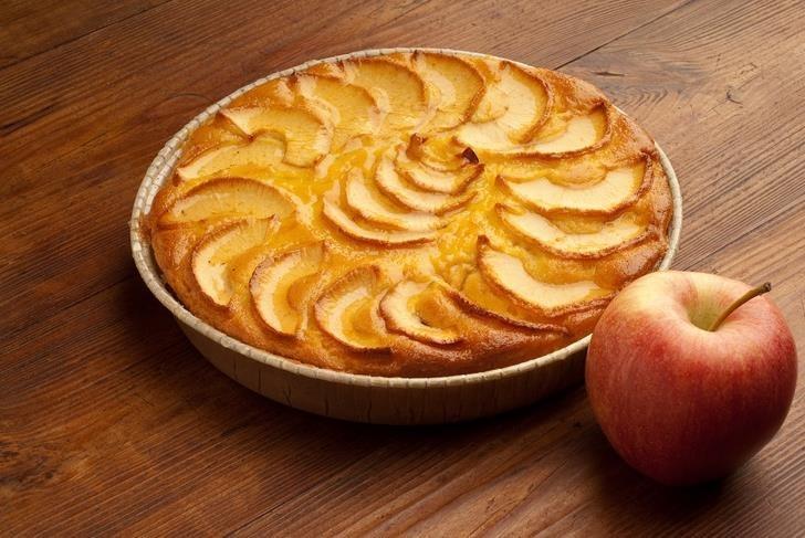 Cómo hacer tarta de manzana en casa