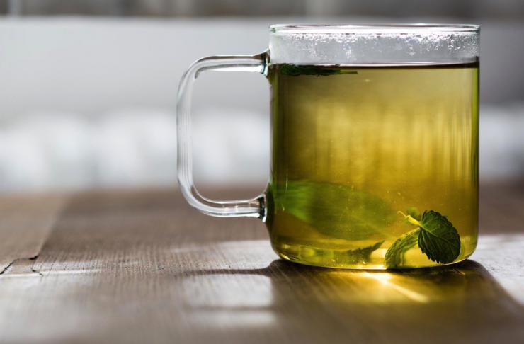 Efeitos colaterais do chá verde