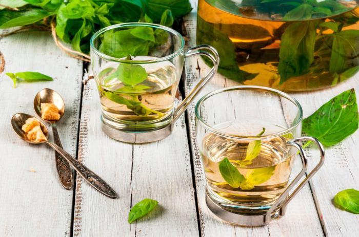 Té de albahaca: receta, beneficios y propiedades