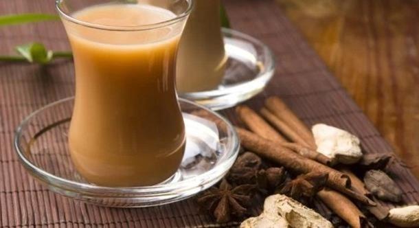 Beneficios del té Chai con leche