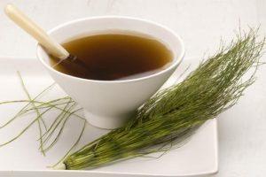 Como hacer un té de cola de caballo, beneficios y contraindicaciones
