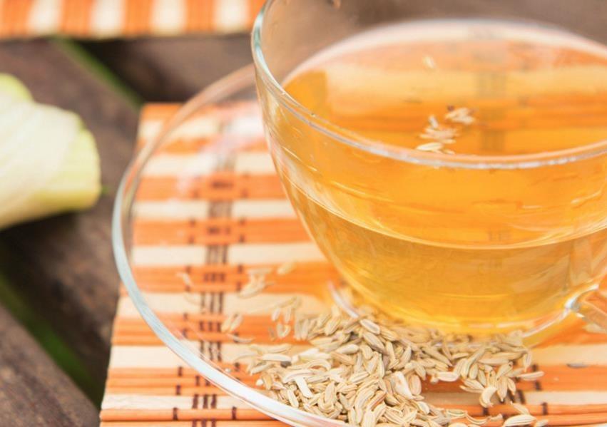 Receta de té de hinojo