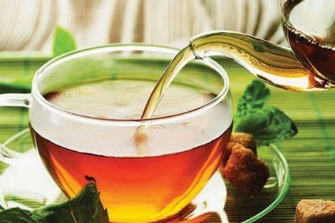 Cómo hacer un té desteinado (sin teína)