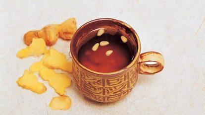 Cómo hacer un beneficioso té de cúrcuma y jengibre