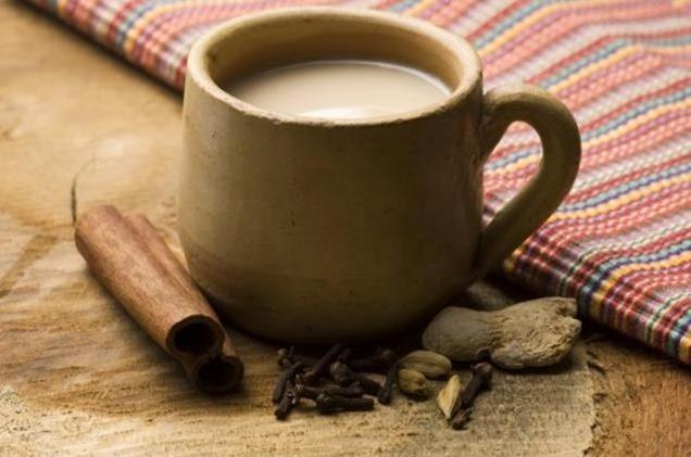 Receta para hacer un té Masala Chai con leche