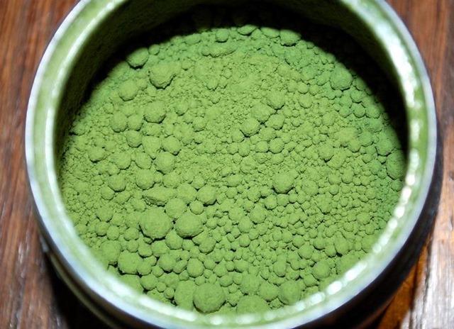 Propiedades del té verde Matcha