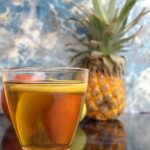 Cómo hacer un té de piña depurativo y adelgazante