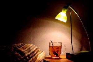 ¿Está bien tomar te por la noche?
