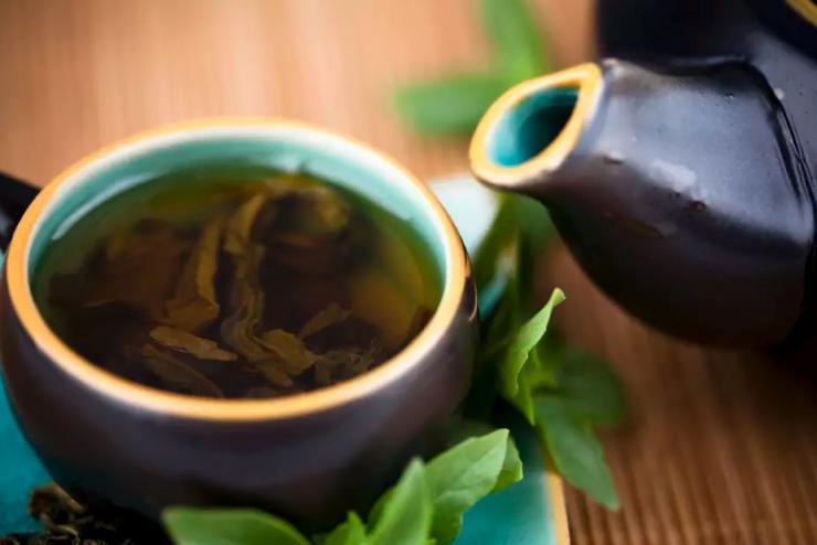 benefícios incríveis do chá verde para sua saúde