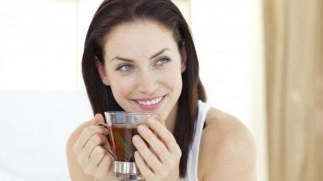 Beneficios del té verde para el embarazo