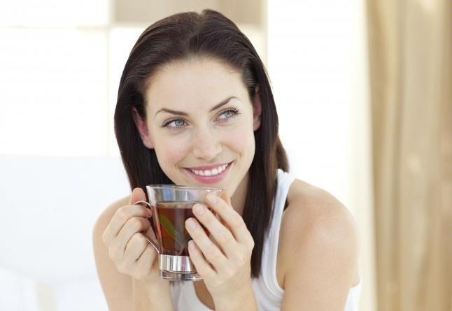 El té verde ayuda a conseguir el embarazo